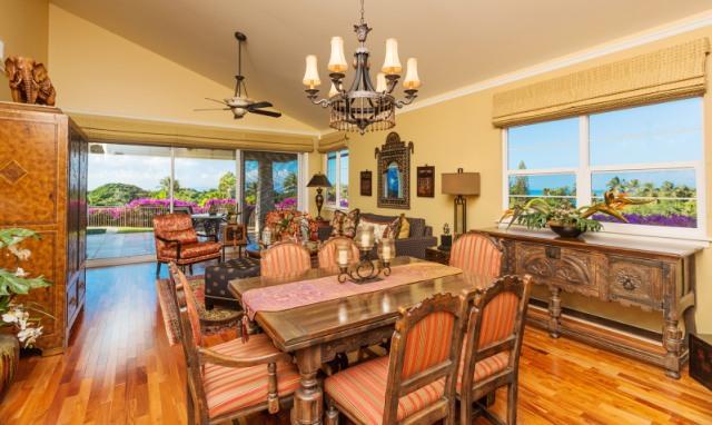 Maui Luxury condo with ocean, golf course views! Kai Malu at Wailea 32B