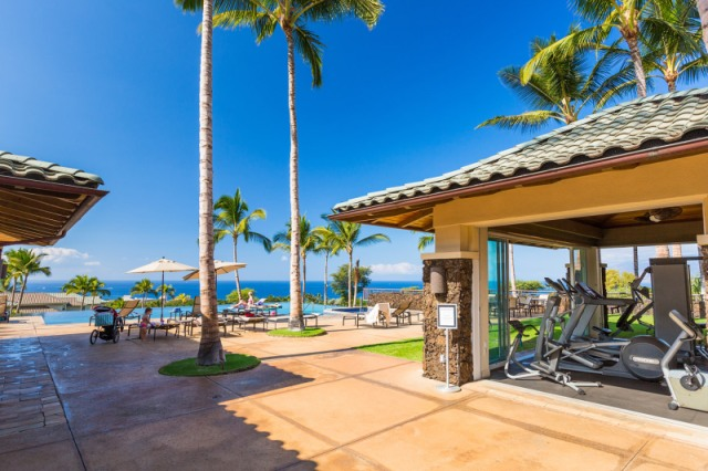 Maui Luxury condo with ocean and golf course views for sale. Kai Malu at Wailea 32B