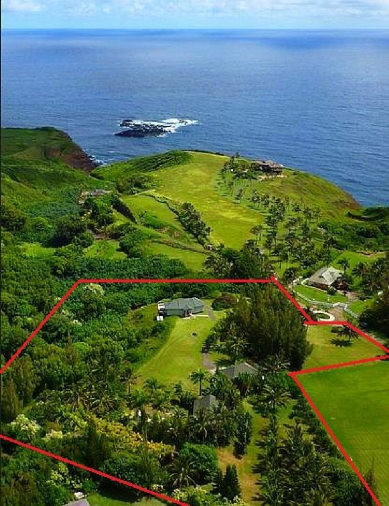 Maui North shore ocean view properties for sale
