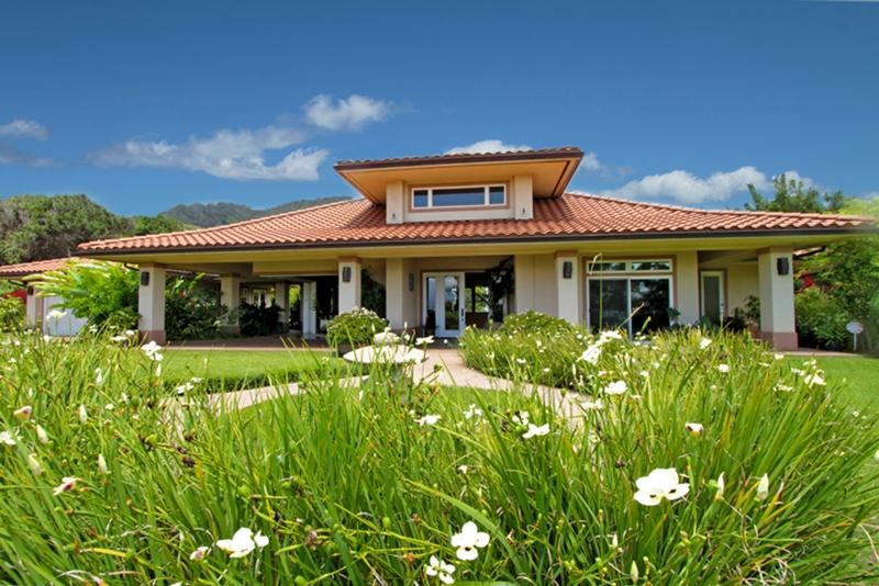 Ocean View home at Wailuku Country Estates, Maui, Hawaii
