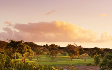 wailea blue golf course