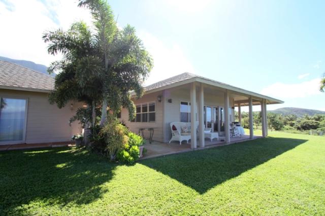160 Paia Pohaku Cottage already built