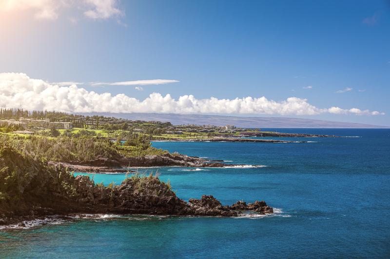 Maui, Kapalua Bays