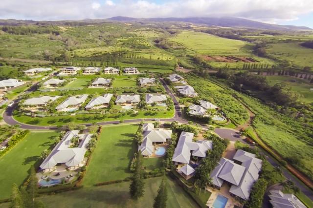 Maui, Kapalua, Pineapple Hill Estates