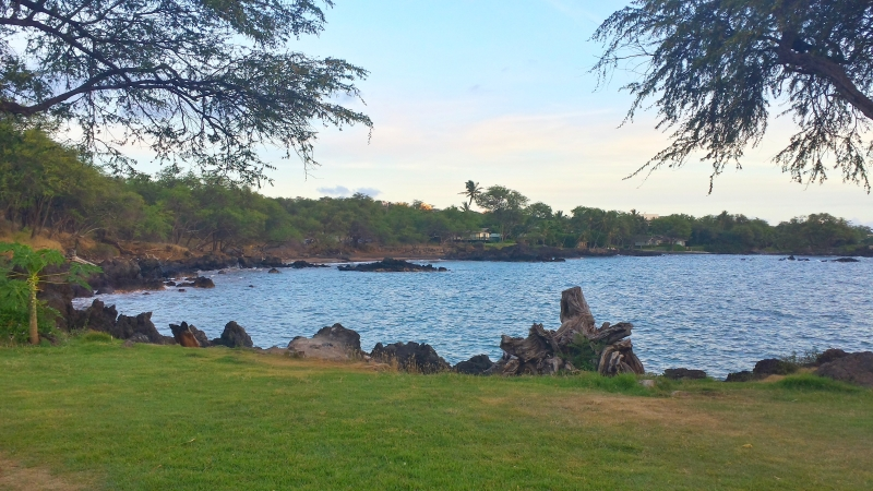 Makena Landing. Our brokerage has 2 lots for sale across from Makena Landing. Call or email us for more details.