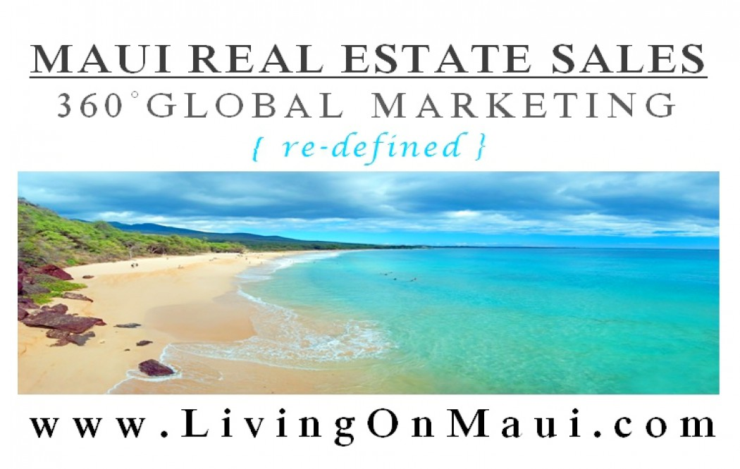 Maui Real Estate, Living On Maui