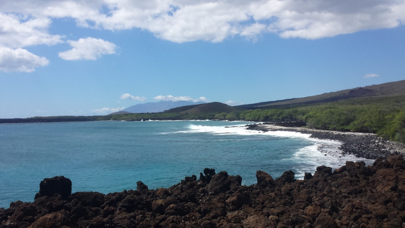 Pristine and Majestic. La Perouse, Maui, Makena