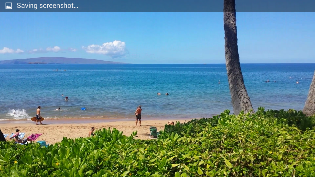 Ulua Beach, Maui Hawaii
