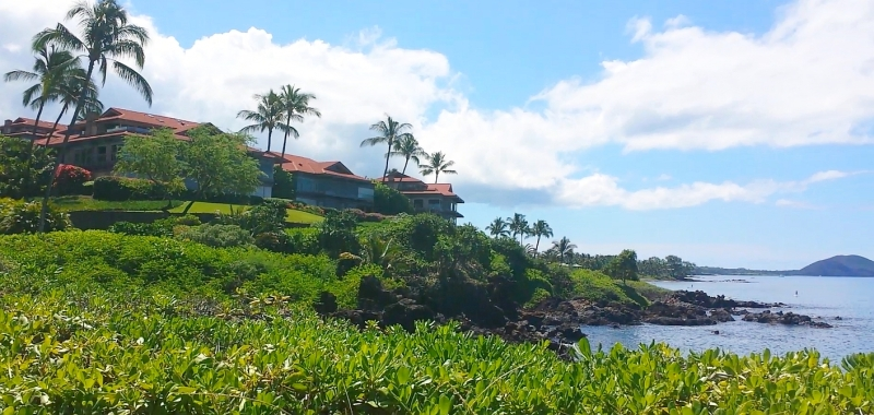 Wailea Point Condominiums~ One of the Finest Oceanfront Residences 2303 in Hawaii