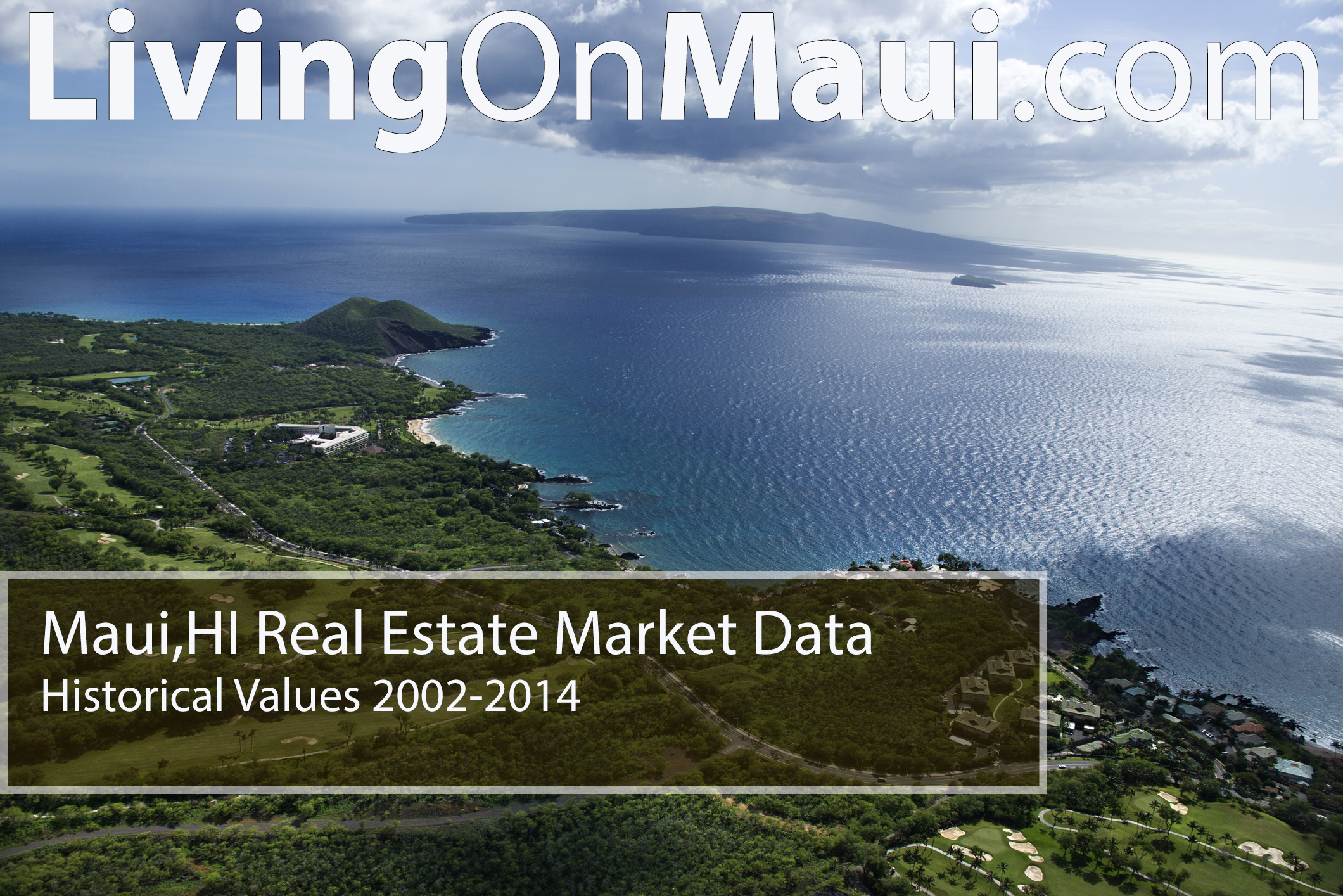Maui Real Estate Market Report-Historical Data from 2002