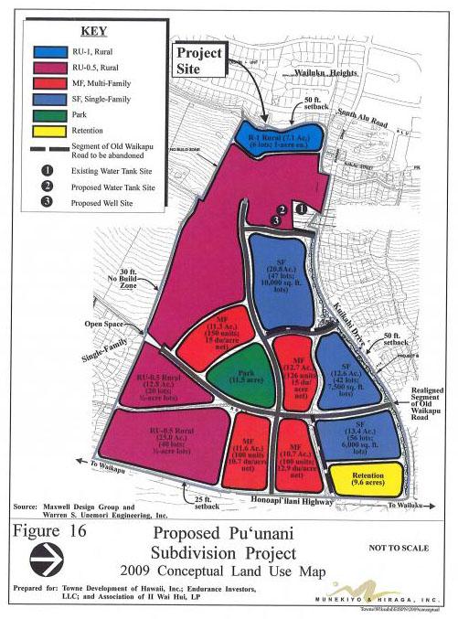 puunani subdivision