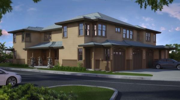 Wailele Ridge Condos Conceptual Design
