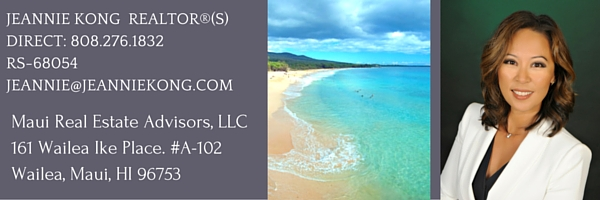 Maui real estate market report